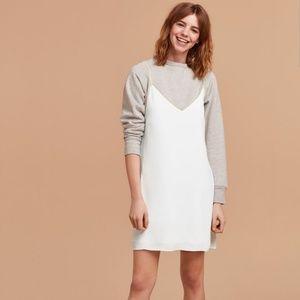 Wilfred Free Vivienne dress in white